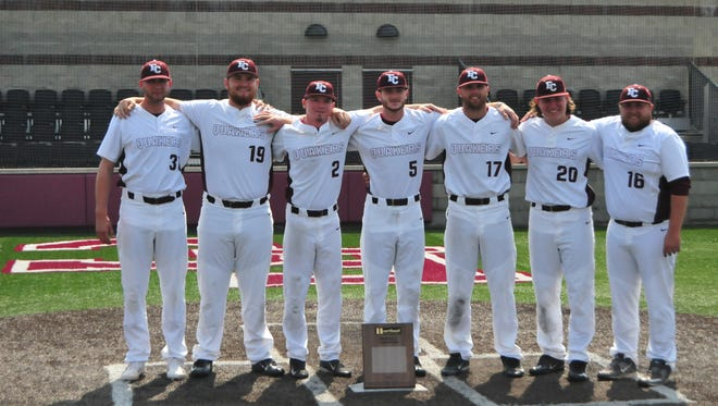 The Earlham College baseball team won the Heartland Collegiate Athletic Conference regular season championship and will host the HCAC tournament starting Thursday.
