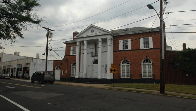The Oritani Field Club, seen in 2011, was one of Bergen County's oldest sports clubs. The building was demolished in April.