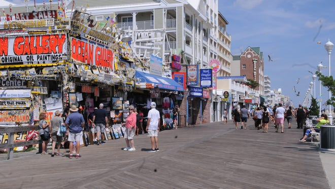 Ocean City is considering a new zoning plan that could affect short-term rentals.