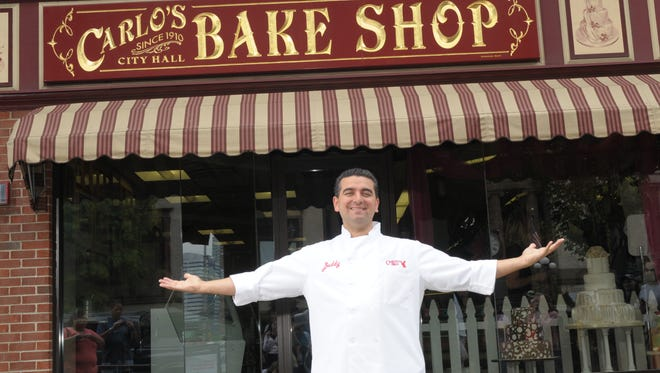 File: Buddy Valastro, the Cake Boss.