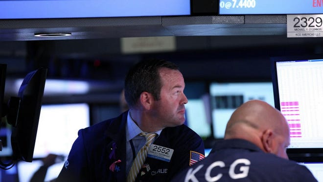 All trading on the New York Stock Exchange is halted Wednesday for unknown reasons. Trading still going on the Nasdaq.