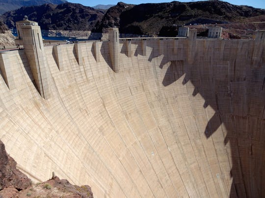 Named one of the Top 10 Construction Achievements of the 20th Century, Hoover Dam is a popular tourist destination on the Arizona-Nevada border.