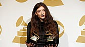 Lorde was a winner at Sunday's Grammy Awards.