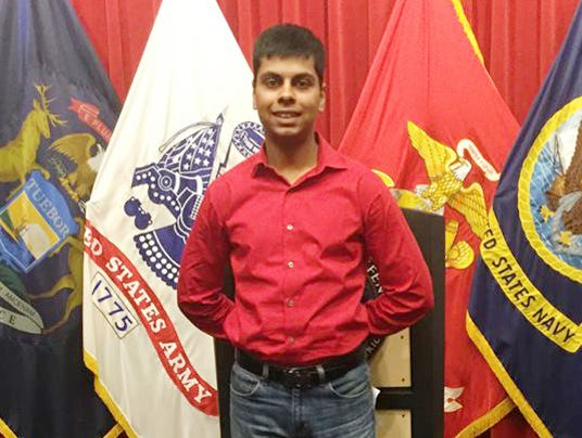 Marine drill sgt. charged in death of Muslim recruit