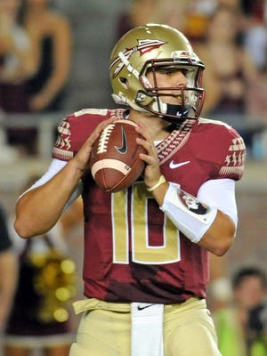 Sean Maguire, a redshirt senior competing to remain Florida State's starting quarterback, now needs surgery on his right foot after an injury this week.