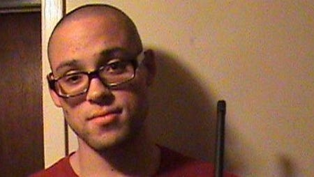 A photo of Chris Harper-Mercer from his MySpace page.