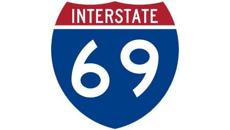 Interstate 69 shield