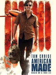 """""""American Made"""" tells the story of Barry Seals, an"""