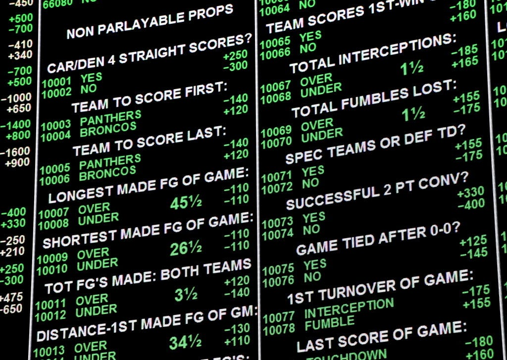 Sports gambling tennessee play free online roulette games
