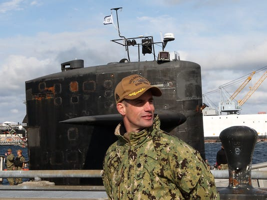 Navy relieves USS Bremerton commanding officer of duty