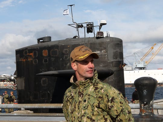 USS Bremerton sub commander hired prostitutes
