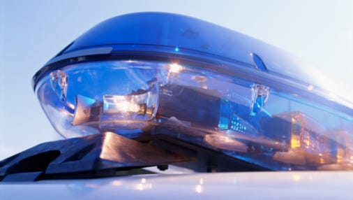One person suffered minor injuries after a reported shooting near South Rutherford Boulevard on early Saturday morning.