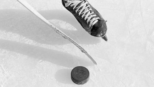 It finally feels like hockey season.