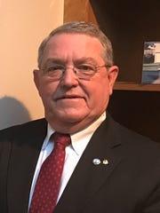 Walt Bietsch is running for mayor of Chambersburg in