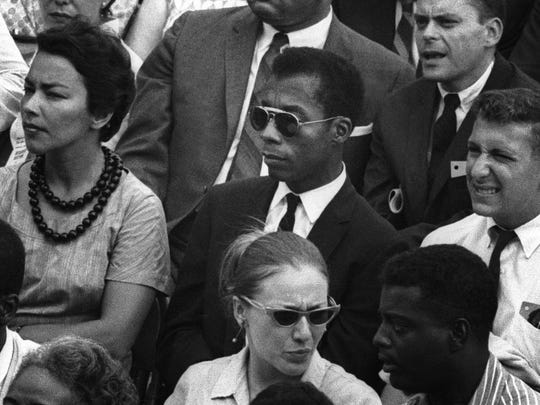 """James Baldwin is the focus of the documentary """"I Am Not Your Negro."""""""