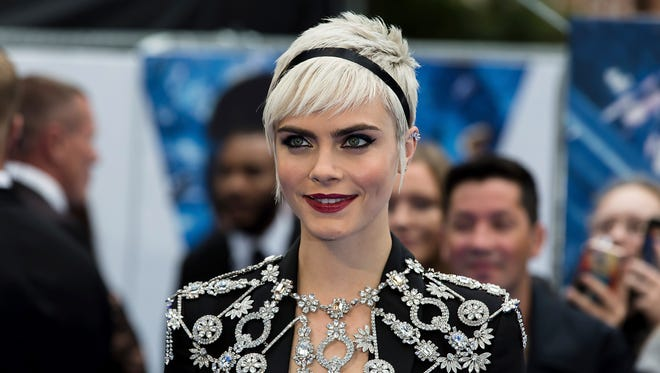 Cara Delevingne released her new music video Thursday.