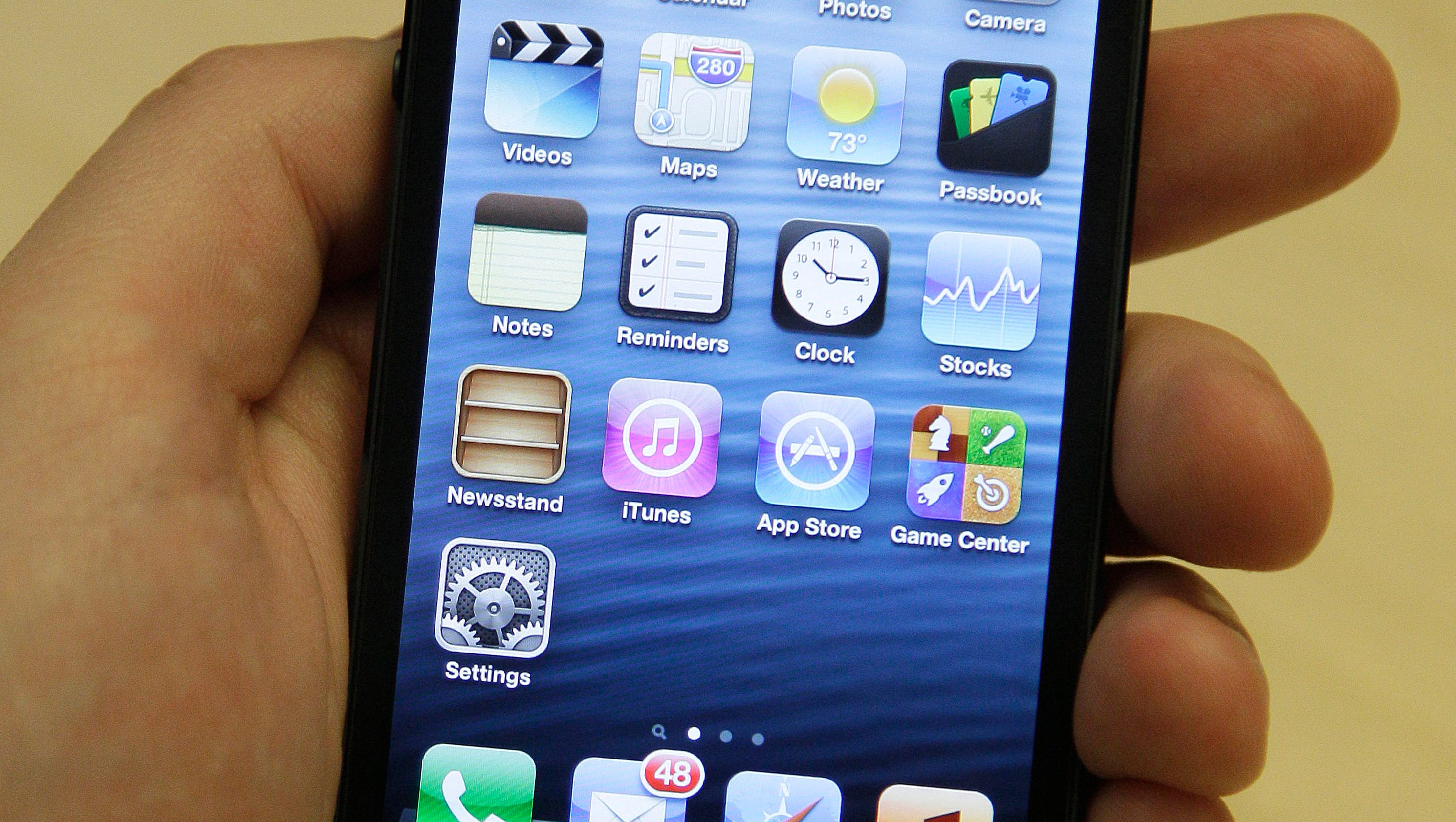 My Iphone  Wont Update