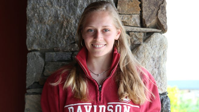 Carolina Day junior Emily Hull has committed to play college soccer for Davidson.