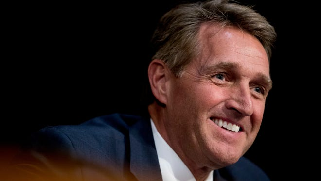 U.S. Sen. Jeff Flake, R-Ariz.