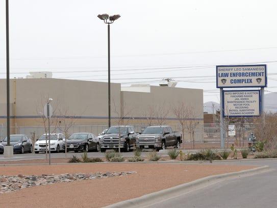 The Leo Samaniego Law Enforcement Complex Jail Annex