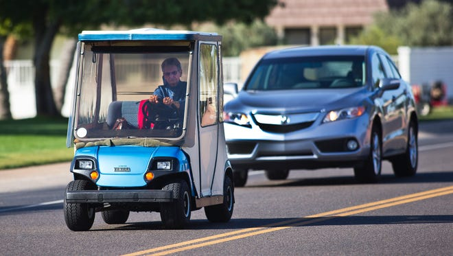 Accidents have raised questions about Scottsdale's regulatory responsibilities for the non-traditional transportation.