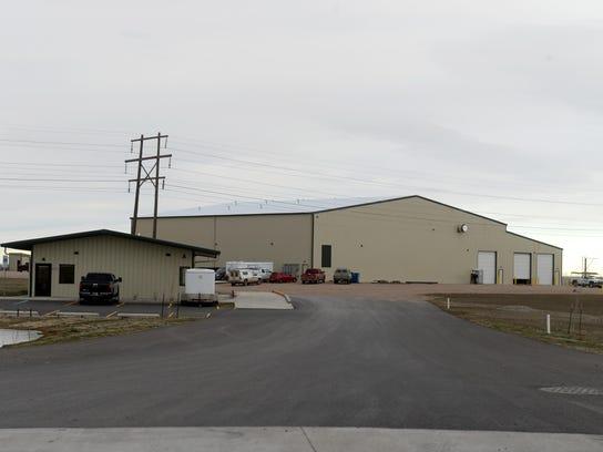 6 Helena Chemical Building Ag-Tech Park