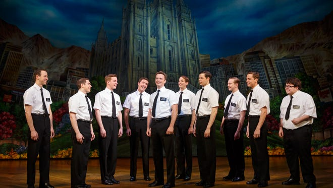 "When ""The Book of Mormon"" opens Tuesday at the Fox Cities Performing Arts Center in Appleton, it'll mark the first time the touring Broadway show has played in Wisconsin. The tour will make stops in Madison and Milwaukee later this year."