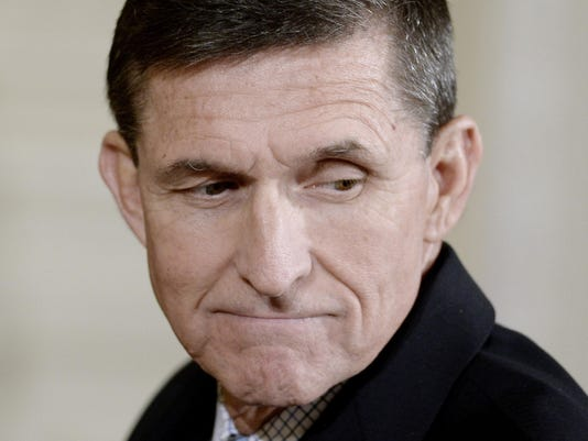 Congressman says Flynn took money from businesses with Russian ties