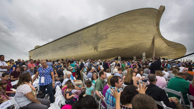 Kentucky Ark Encounter documentary: What you need to know