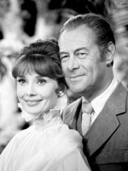 Rex Harrison charmed moviegoers (and Audrey Hepburn)
