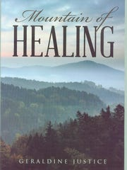 """Mountain of Healing"" by Geraldine Justice"