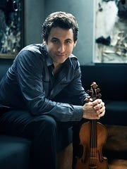 Grammy Award-nominated violinist Philippe Quint's Quint Quintet is set to perform during the 2016 Chamber Music Festival.