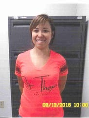 Tiffany Dawson is wanted by Licking County Adult Probation