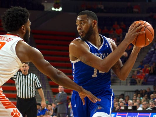 NCAA Basketball: NC-Asheville at Clemson