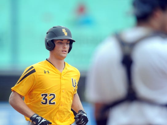 Southern Miss announced Tuesday that Adidas will serve as the program's athletic apparel provider beginning in 2018. The Golden Eagle baseball team is currently outfitted by Under Armour.