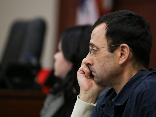 Nassar sentencing hearing:  Day one of victim impact statements