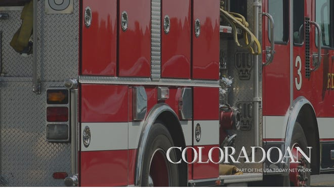 A fire destroyed a Rist Canyon home late Tuesday night.