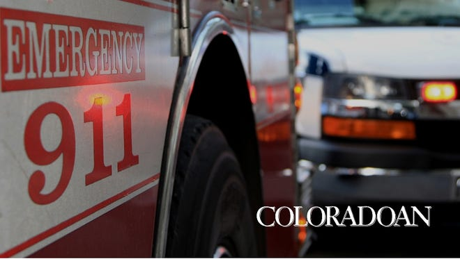 One person has died after a motorcycle-vehicle wreck near Horsetooth Reservoir late Tuesday night.