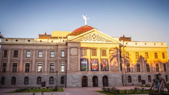 The Arizona State Capitol