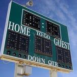 Local scoreboard 6/17