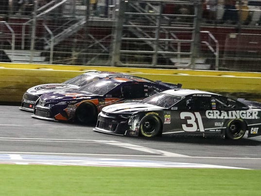 All Star Drivers Ed >> NASCAR will not use All-Star package in another Cup race this year