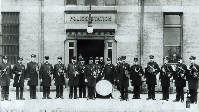 The Milwaukee Police Band was founded in 1898 and is the oldest police band in the country.