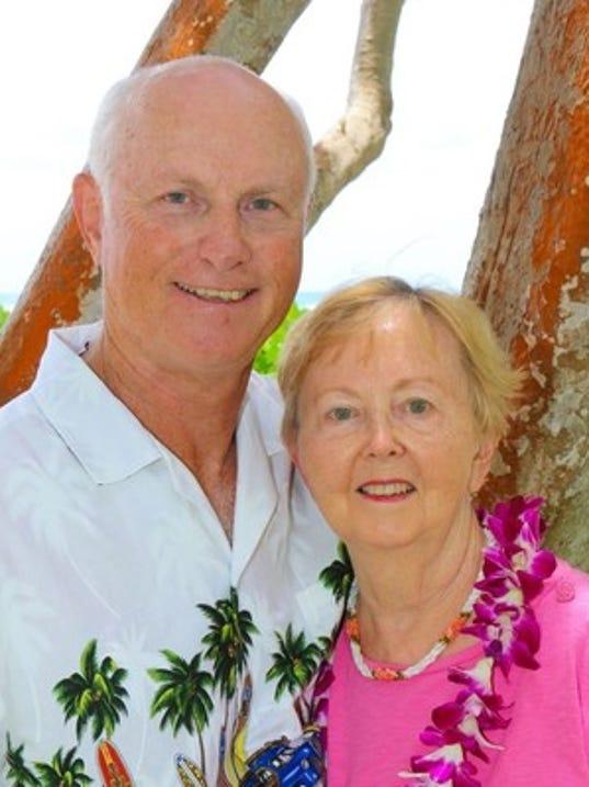 Anniversaries: Charley Schlehuser & Carolyn Schlehuser