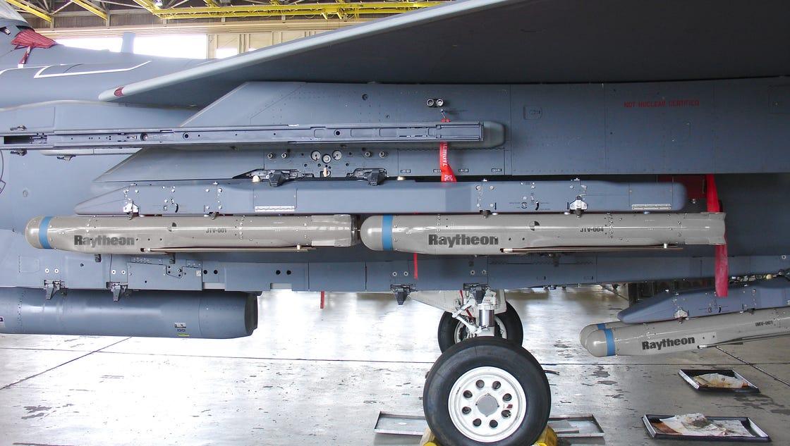 Raytheon considers powered sdb for uk f 35s for Sdb business