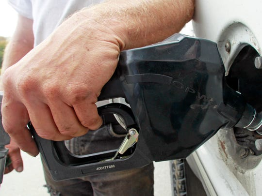 New Jerseyans spent 2.9 percent of their spending on gasoline and other energy expenses in 2012.