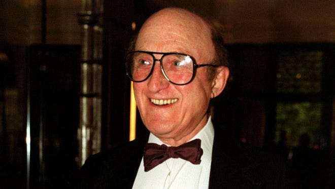 "June 11, 2015: British actor Ron Moody, attending an event in London on Sept. 9, 1999. Ron Moody, best known for playing Fagin in the 1968 film ""Oliver!"", has died aged 91. His agent said Moody, who received an Oscar nomination for best actor for his performance in the Charles Dickens adaptation, died in hospital Thursday."
