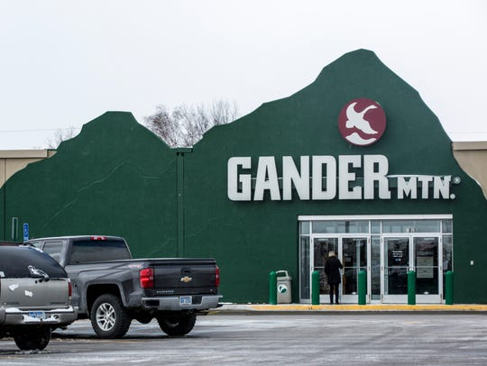 Gander Mountain, 4055 24th Ave. in Fort Gratiot, will