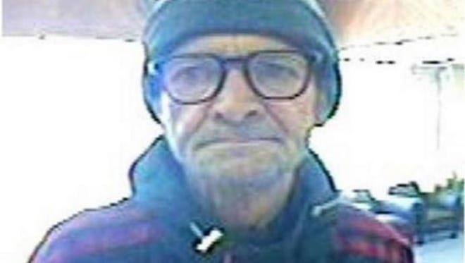 The Federal Bureau of Investigation is still searching for this suspect who allegedly robbed Western Commerce Bank in 2012.