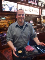 Black Rock Bar & Grill general manager David Simonovic