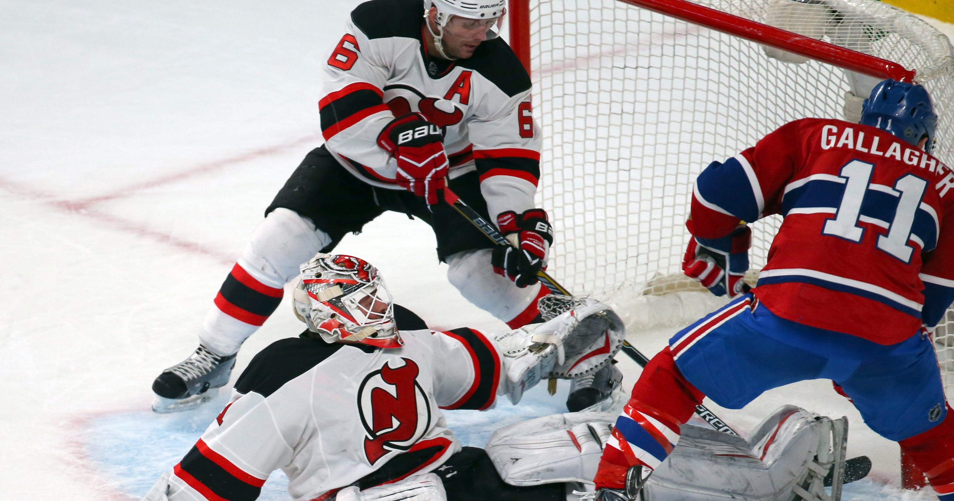 c5162502cc4 Plekanec, Weise lead Canadiens in 6-2 win over Devils